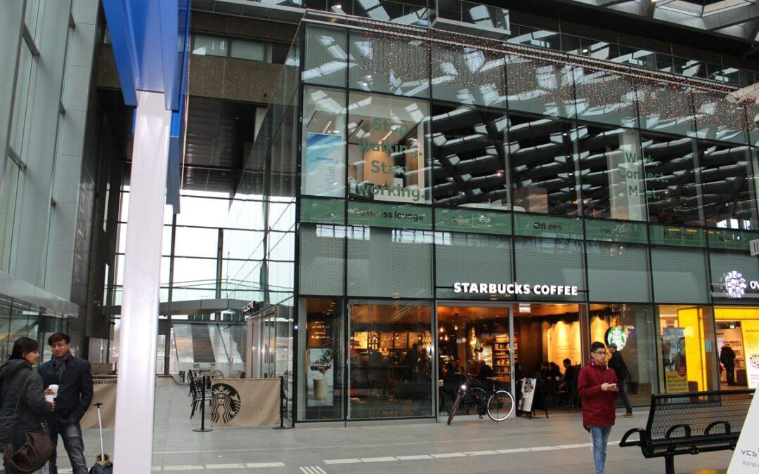 Locatie Den Haag: Centraal Station