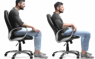 Is jouw rugpijn het gevolg van een slechte houding?