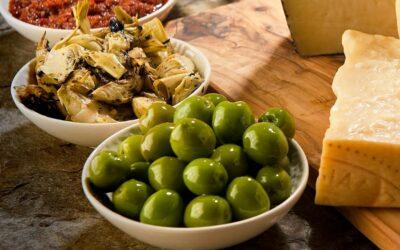 Mediterrane voeding