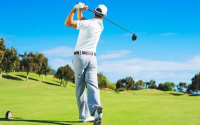 DO YOU GET BACK PAIN WHILE PLAYING GOLF?