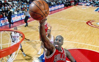 Michael Jordan & chiropractic