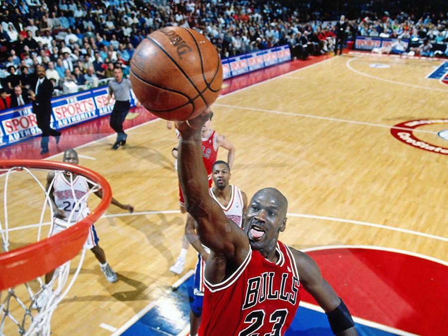 Michael Jordan & chiropractie